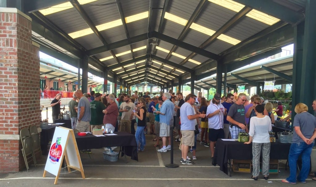 Sold out festivall event features craft beer brilliant for Capital city arts and crafts show charleston wv